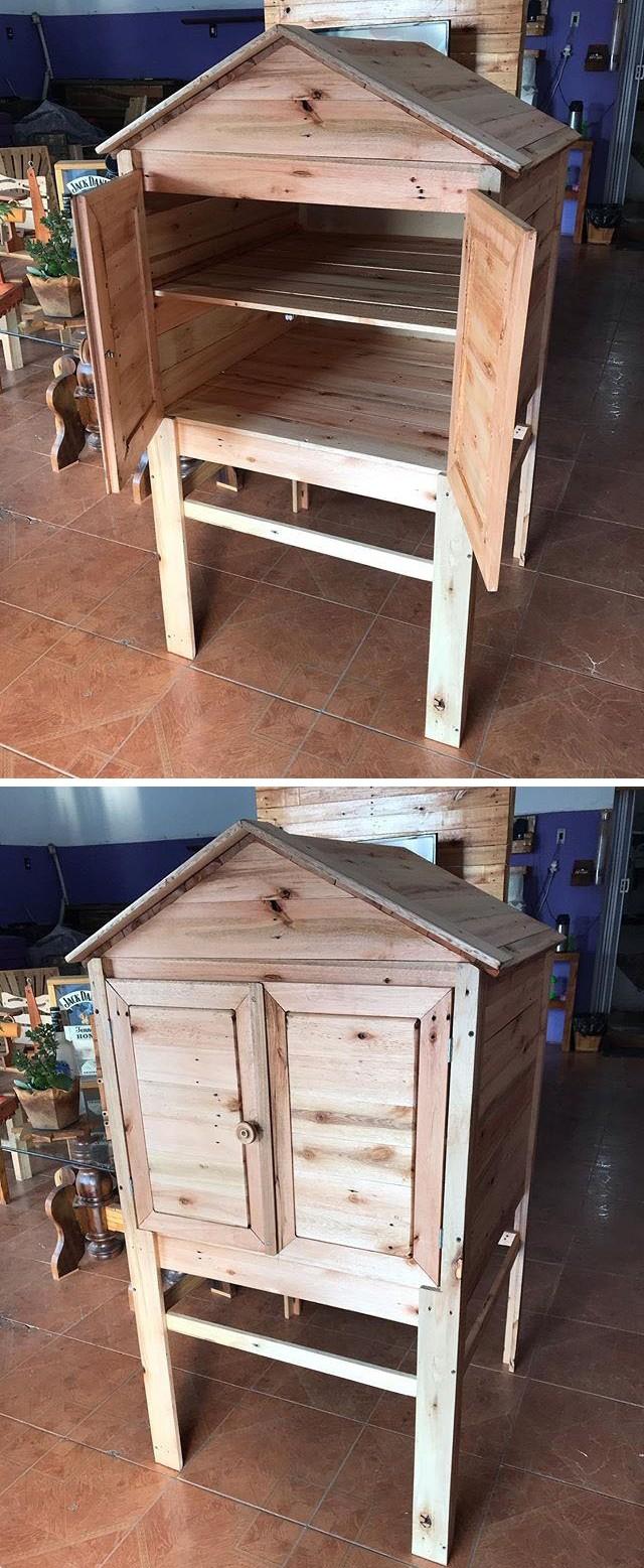 Pallet dog house ideas