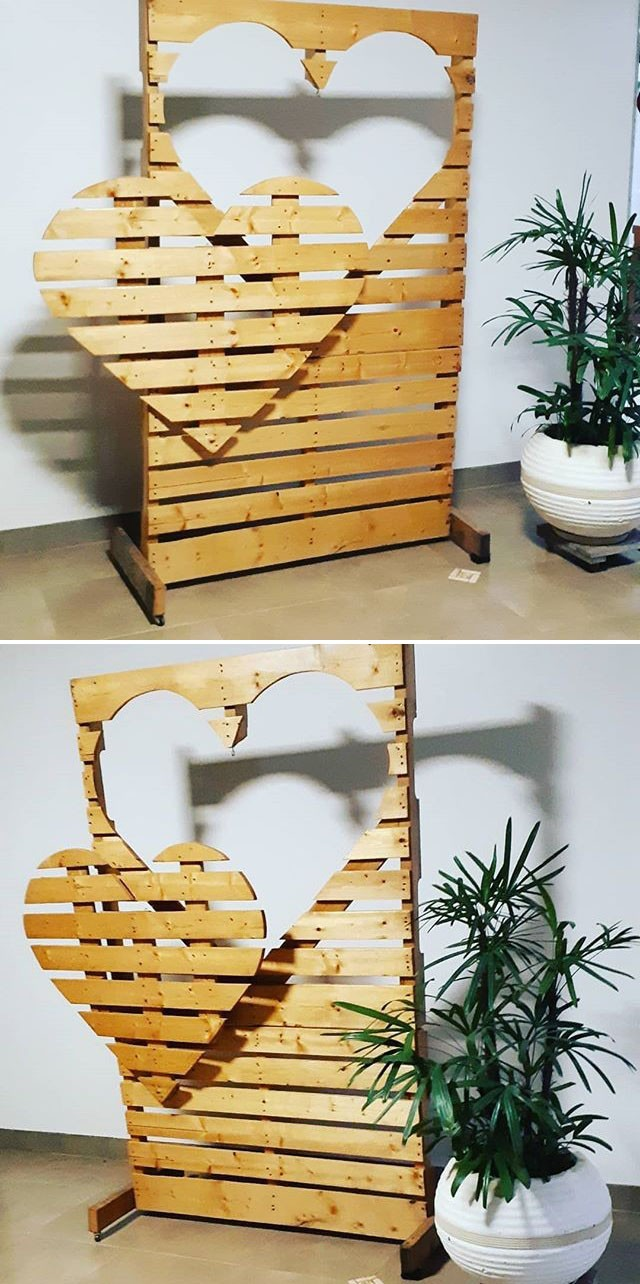 31+ Pallet Wall & Home Projects Ideas