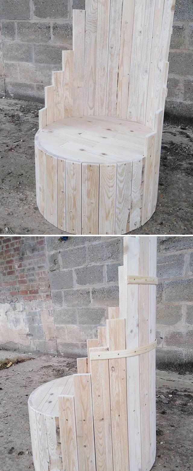 Best pallet chair ideas on sensod