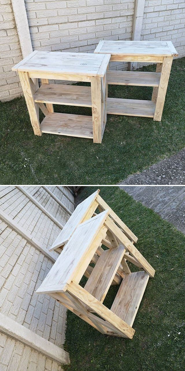 Used Wood Pallet Projects And Ideas