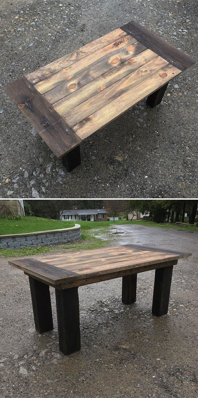 32 Used Wood Pallet Projects And Ideas