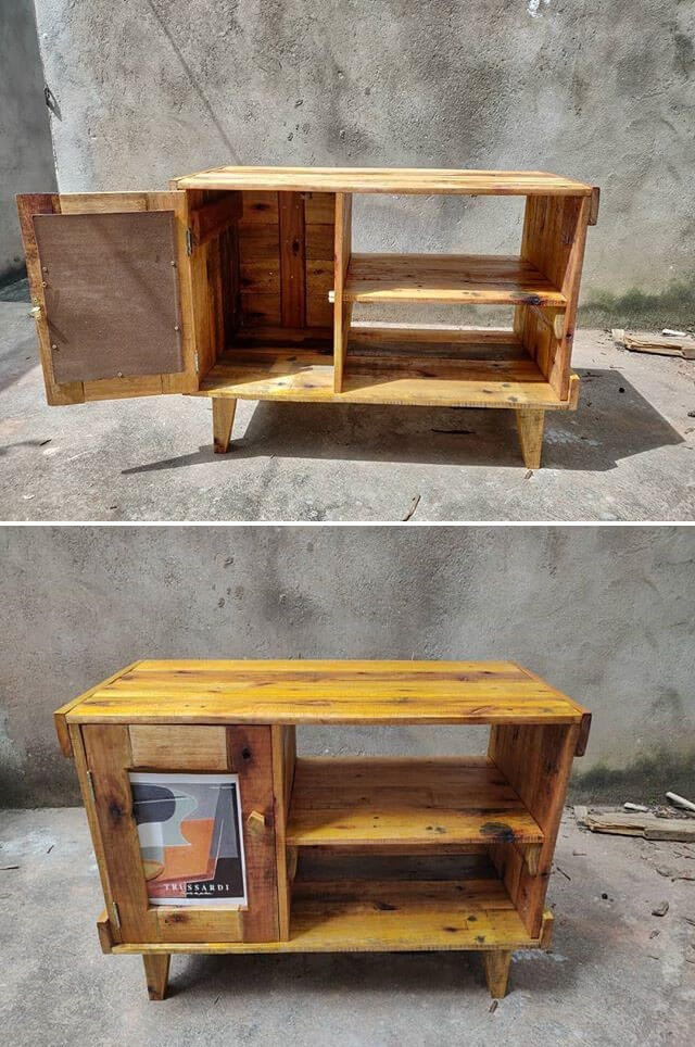 32+ Used Wood Pallet Projects And Ideas