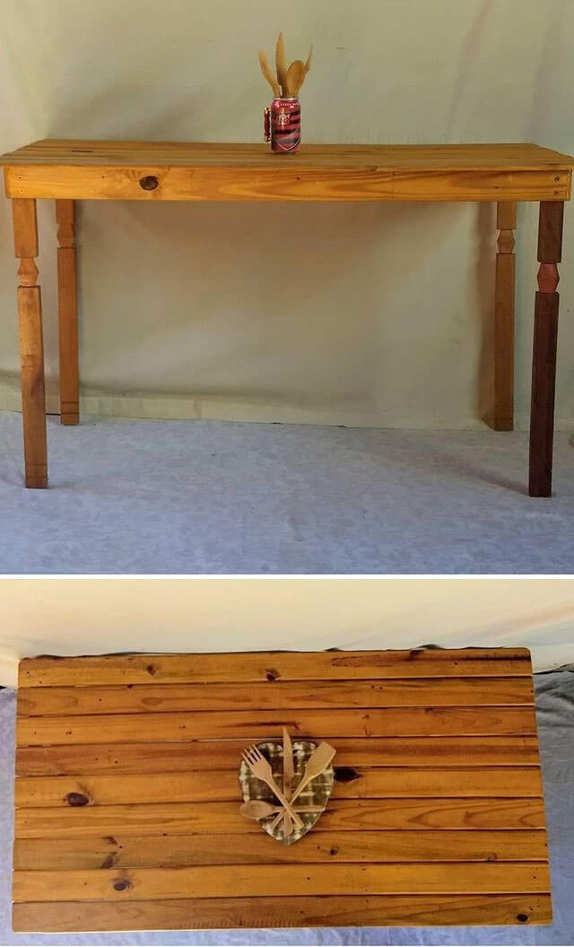 130+ Inspired Wood Pallet Projects and Ideas