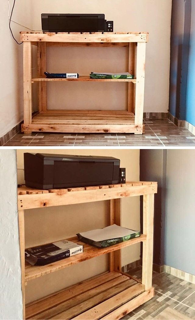 easy pallet table ideas