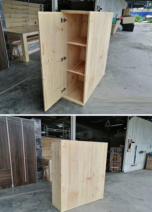 pallet storage project ideas