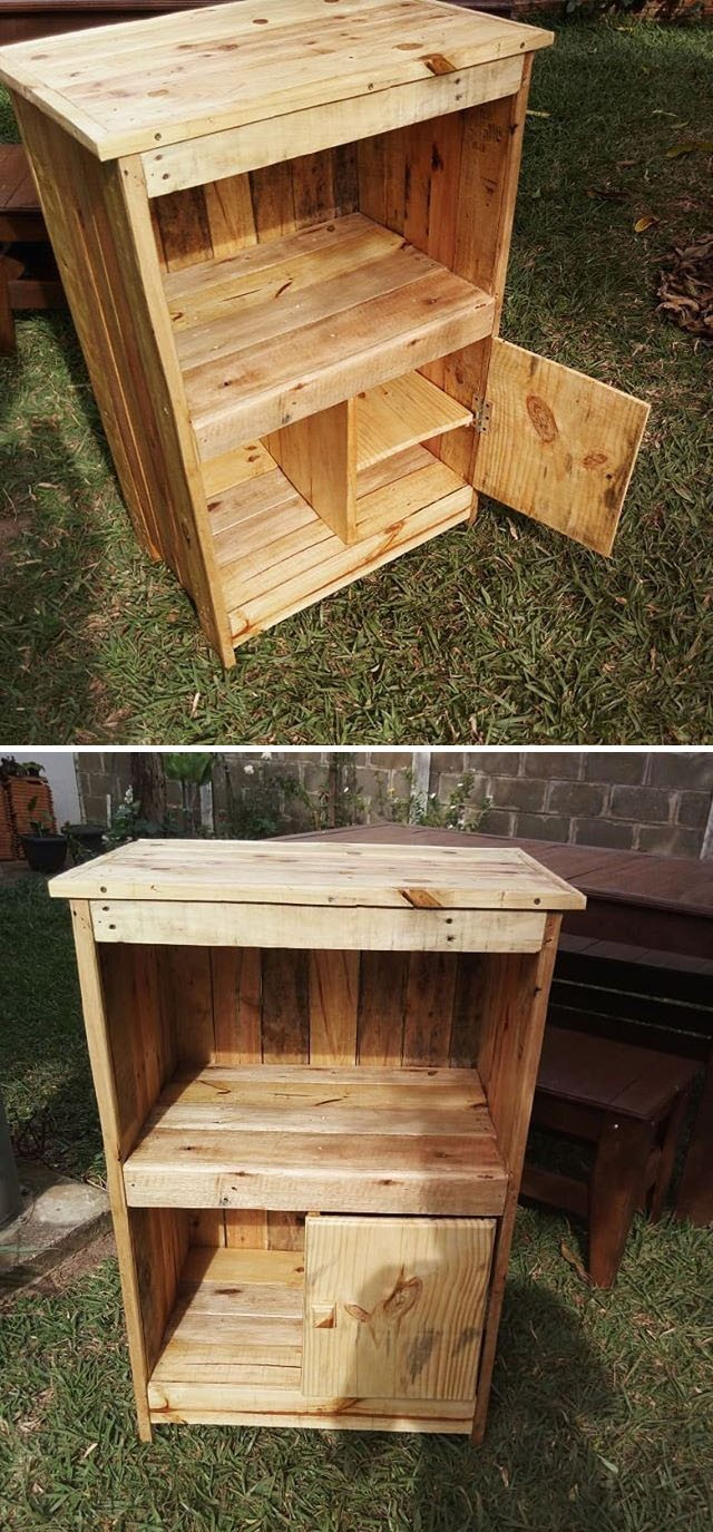 21+ Sublime and Impressive Pallet Home Furniture Ideas ...