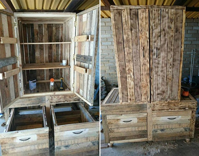 Ravishing Wooden Pallet Projects to Decor Beloved Home