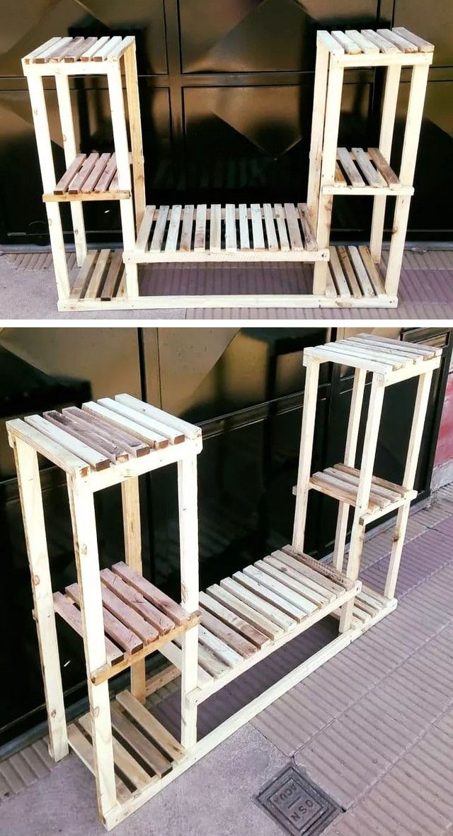Exquisite Pallet Outdoor Furniture Ideas for Home Garden