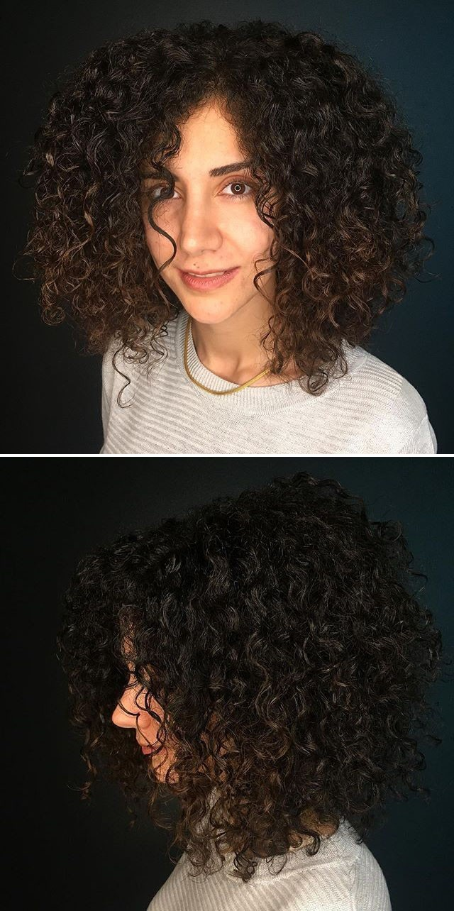 layerd curly women medium hairstyles ideas on sensod