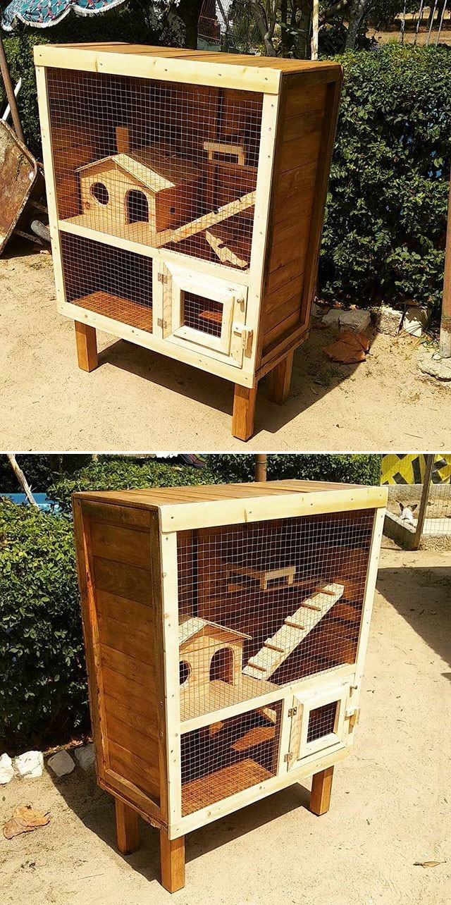 Pallet chicken coop ideas