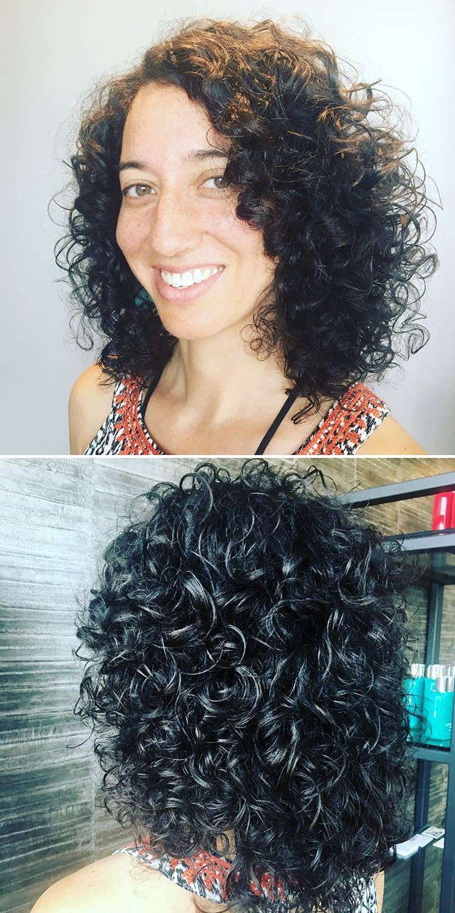 girls curly hairstyles ideas