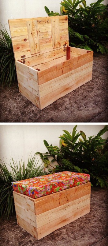 Best Pallet Wall Side Project Ideas