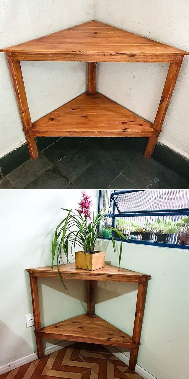 Pallet Tables & Other Wood Projects Ideas