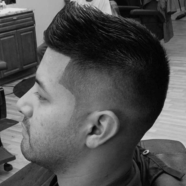 Spiky Hawk Short Cool & Stylish Hairstyles for Men