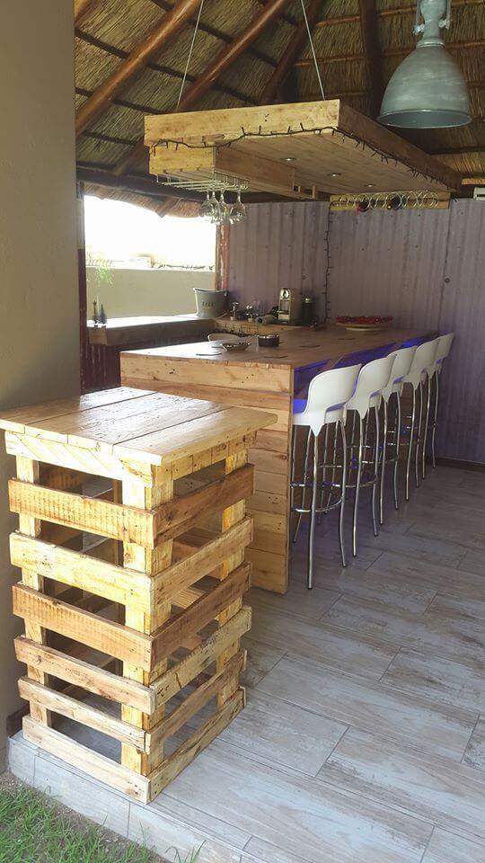 Outdoor DIV furniture: