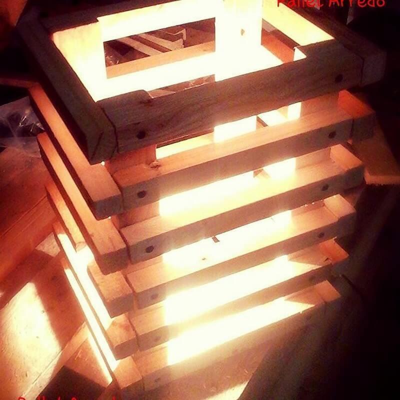 Simple and elegant Lampade design