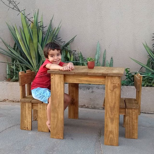 Rustic small table designs
