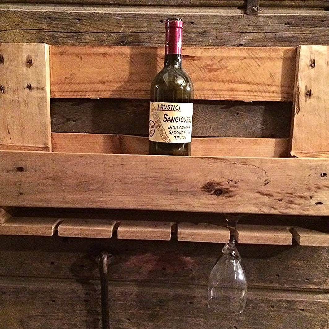 Exceptional ideas for the outdoor wine shelves